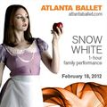 Snow White Atlanta Ballet